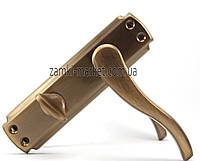 Дверные межкомнатные ручки Ozkanlar KANARYA M/O 62mm W/C