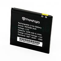 Оригинальная батарея на Prestigio PAP5000 для мобильного телефона, аккумулятор для смартфона.