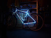Подсветка велосипеда—Холодным неон 5.0мм.