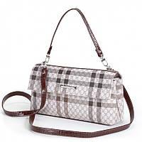 Женская сумка клатч 140-50503 с рисунком