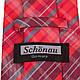 Стильный мужской широкий галстук SCHONAU & HOUCKEN (ШЕНАУ & ХОЙКЕН) FAREPS-83  розовый, фото 3