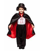 Карнавальный костюм Дракулы, вампира на мальчика 4-10 лет