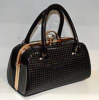 Вечерняя женская сумка саквояж