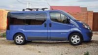 Дефлекторы окон ветровики Renault Trafic 2001-