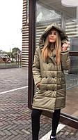 """Пальто """"Оversize"""" ультрамодного свободного кроя"""