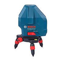 Лазерный нивелир  Bosch GLL 3-15X Professional+мини штатив