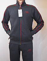 Мужской утепленный спортивный костюм NIKE