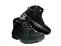 Ботинки мужские качественные и теплые