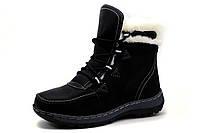 Ботинки зимние Saiimaoji, женские, черные, р. 36 37 38 40 41, фото 1