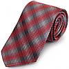 Великолепный мужской широкий галстук SCHONAU & HOUCKEN (ШЕНАУ & ХОЙКЕН) FAREPS-91 красный