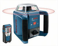 Ротационный лазерный нивелир Bosch GRL 400 H SET