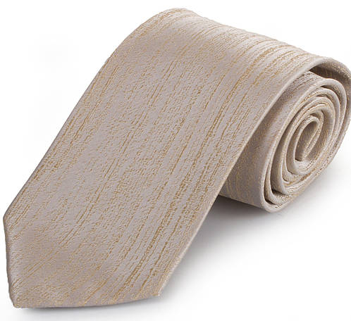 Идеальный мужской широкий галстук SCHONAU & HOUCKEN (ШЕНАУ & ХОЙКЕН) FAREPS-97 бежевый