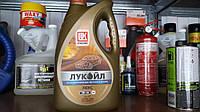 Полусинтетическое моторное масло Лукойл Люкс 5w40 SL/CF (4 литра)