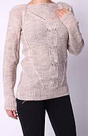 Модная женская вязаная кофточка. Размер: 42,44,46,48