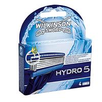 Мужские сменные лезвия, катриджы, кассеты для бритья 3шт (5 лезвий) Wilkinson