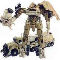 Трансформер 2 в 1 Мегатрон Transformers 3 Dark Of The Moon Voyager Class Megatron Action Figure