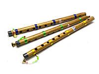 Флейта бамбуковая 33 см