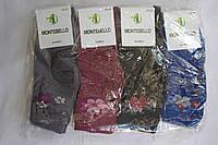Красивые, цветные женские носки бамбуковые