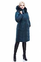 Зимняя женская куртка большие размеры