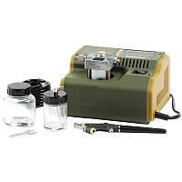 Мини компрессор-аэрограф PROXXON MK240/AB100 (27120) 85 Вт, 220 В, 2 бар, 12 л/мин