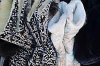 Сапожки зимние женские светлые