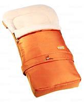 Меховый  конверт  на натуральной овчине Womar Multi Arctic № 20(оранжевый)