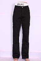 Зимние женские джинсы больших размеров (код 7827)
