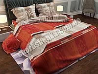 """Двуспальный набор постельного белья Бязь """"Gold"""" №223"""