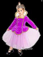 Детский карнавальный костюм КОРОЛЕВА БАСКА