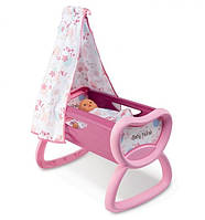 Колыбель Кроватка для куклы Baby Nurse Smoby 220301