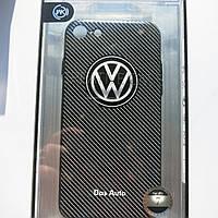 TPU пластиковый чехол накладка IPhone 7 (volkswagen)