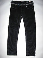 Вельветовые штаны для мальчика р.134-164 (арт.89749)