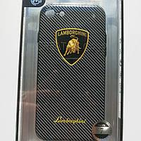 TPU пластиковый чехол IPhone 7 (Lamborgini)