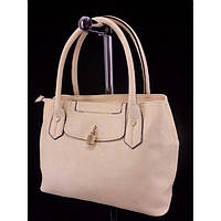 Стильная женская сумка AL-436 Светло Бежевый