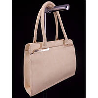 Стильная женская сумка AL-435 Светло Бежевый