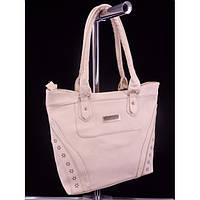Стильная женская сумка WL-16 Светло Бежевый