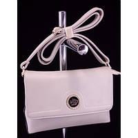 Стильная женская сумка 1644 Светло Серый Клатч