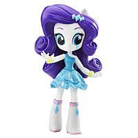 Май литл пони шарнирная мини-кукла Девушки Эквестрии Рарити высотой 12 см. Оригинал Hasbro