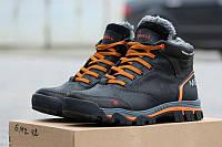 Мужские кожаные зимние ботинки Merrell