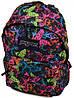 Молодежный городской рюкзак нейлон Jansport  3334-9034-1 3d, 28 л, цветной