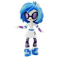 Май литл пони шарнирная мини-кукла Девушки Эквестрии Диджей Пон 3 (Винил Скретч) высотой 12 см. Оригинал
