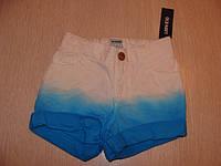 Детские джинсовые  шорты  на девочку Old Navy