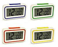 Часы будильник (говорящие) KK-9905 TR, настольные электронные часы
