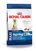 Royal Canin  Maxi Ageing 8+,15кг -корм для собак крупных размеров (вес собаки от 26 до 44 кг) старше 8 лет