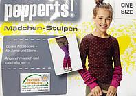 Гетры для девочки очень модные и яркие Германия Pepperts