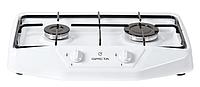 Газовая плита настольная двухконфорочная Грета Greta 1103 без крышки DI