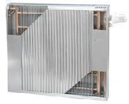 Медно - алюминиевые водяные радиаторы отопления