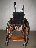 Активная инвалидная коляска Оtto Bock Германия б/у   ширина сиденья  31 см