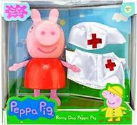 Игрушка Свинка Пеппа доктор PP6050-1