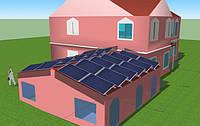 Вплив орієнтації кута нахилу на продуктивність сонячної електростанції та